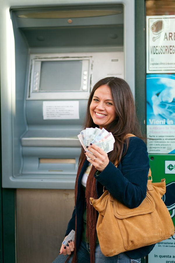 Rick Steves explains how to avoid fees while getting cash from European ATMs.