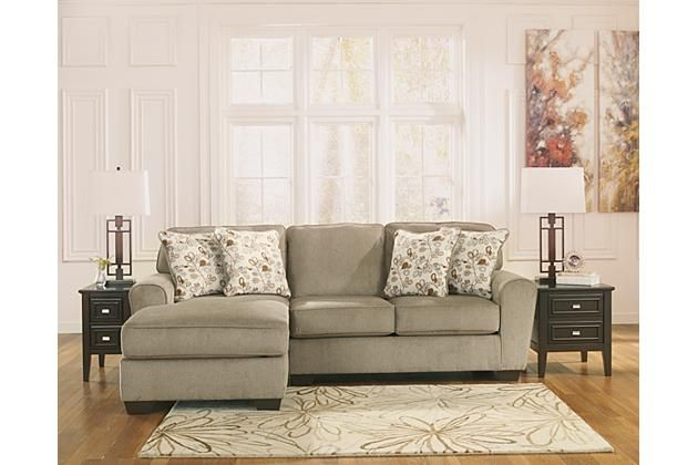 Dark Brown Patola Park 2 Piece Sectional View 1 Living Room Pinterest Parks Patinas And Brown