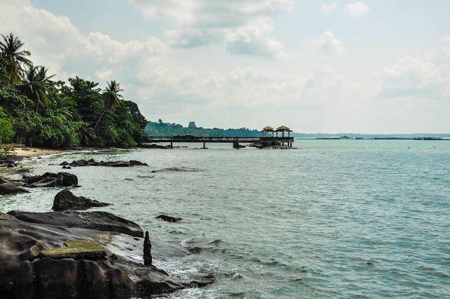Czekolada z farszem: Singapur #2