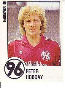 Peter Hobday - England