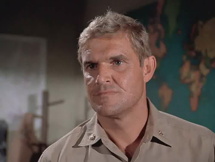 Charles Napier, character actor (Rambo, Blues Brothers) 1936-2011