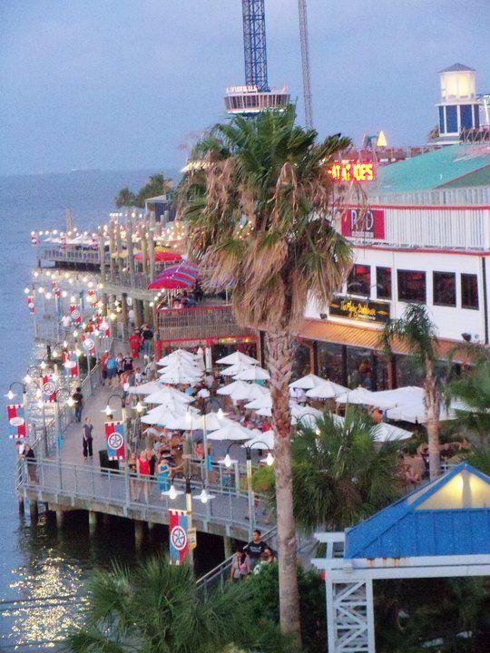 Kemah Texas Boardwalk Vacation Spots In 2018