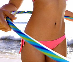 Fun, almost-effortless ways to tighten your belly without a single sit-up bikinibody