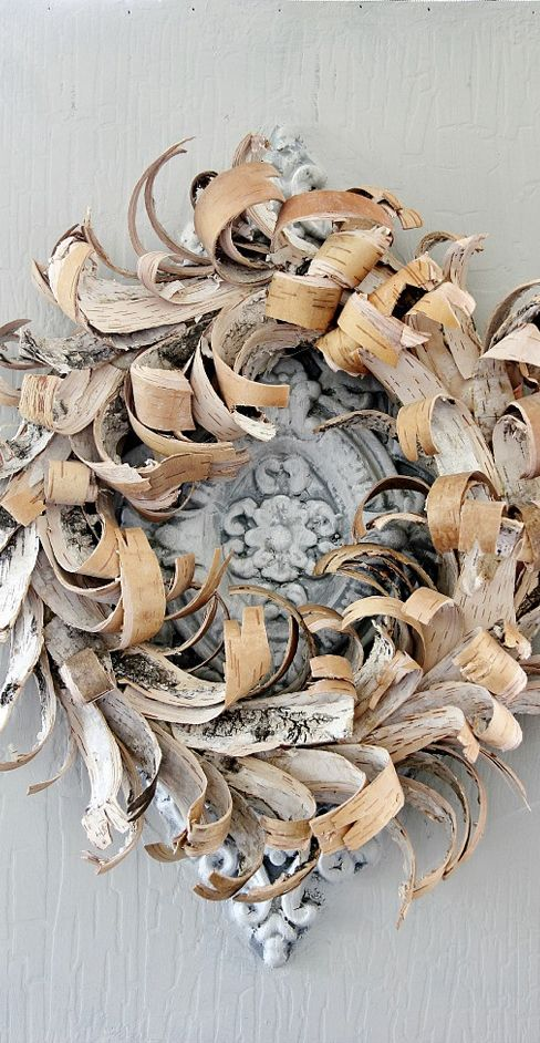 Birch Bark Wreath                                                                                                                                                                                 More