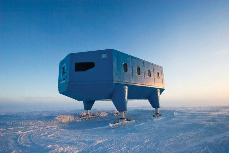 Antarctica Research Station Crafts For Preschool