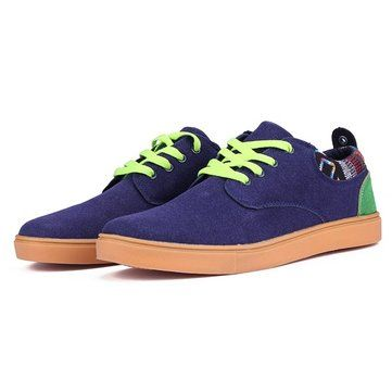 Stylish Casual Multi Color Walking Shoes Sneakers - US$21.45 sold out
