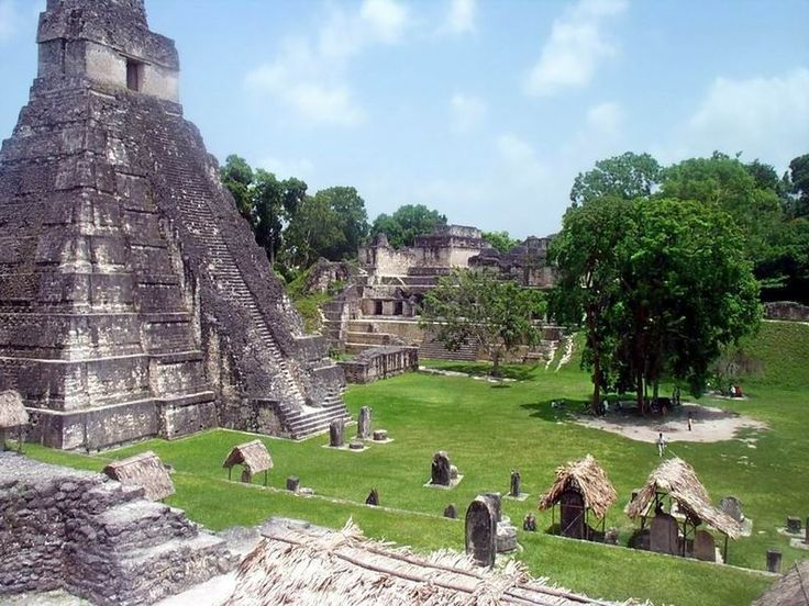 Best Guatemala Images On Pinterest Tikal Central America And - 7 ancient ruins of central america