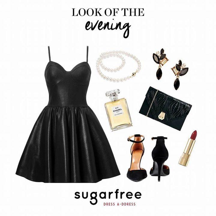 #look_of_the_evening http://sugarfree.pl/sukienki/party/sukienka_veronica.html