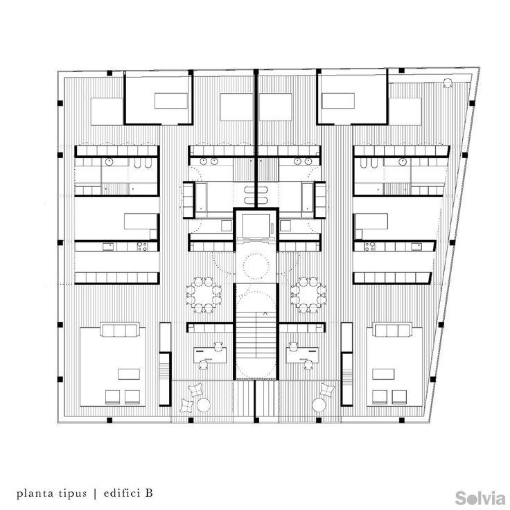 252 best images about Housing on Pinterest Apartment floor plans