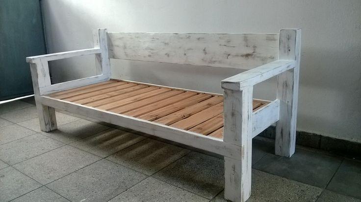 M s de 1000 ideas sobre sillones con palets en pinterest for Sillon terraza madera