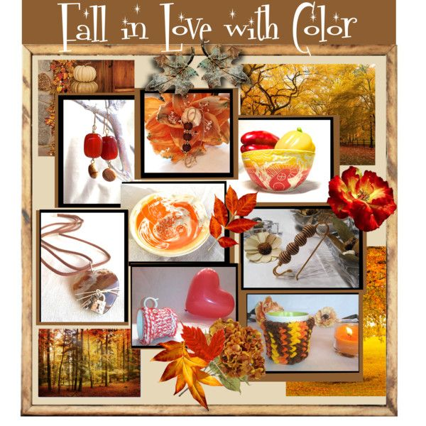 Fall in Love with Color