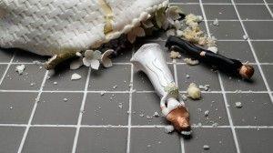 bride groom cake topper BLIND SIDED blog 65