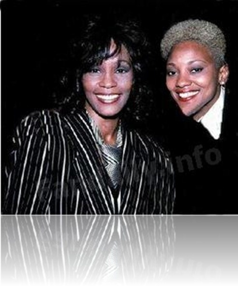 robyn crawford and whitney houston relationship