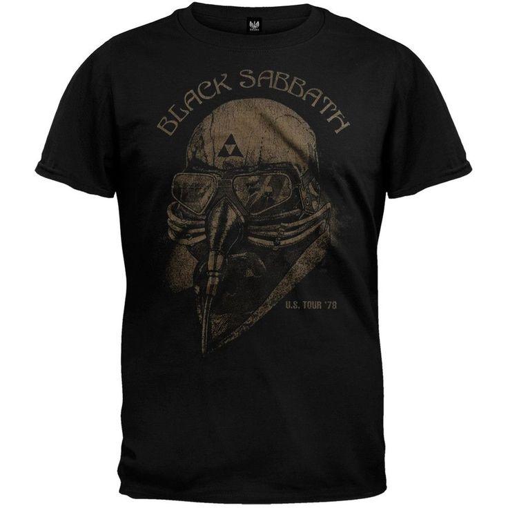 Black Sabbath - U.S. Tour '78 T-Shirt