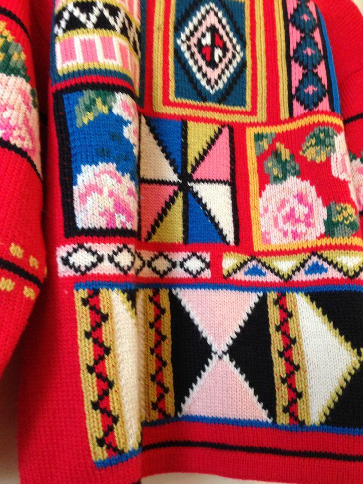 knitta!'s favorite sweater