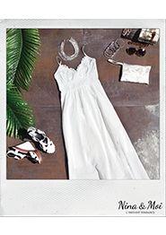 Nina & Moi, prêt-à-porter féminin collection Ete 2015
