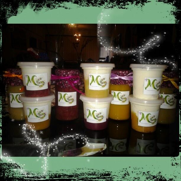 A la venta ricos yogures griegos!!! Perfectos para ti