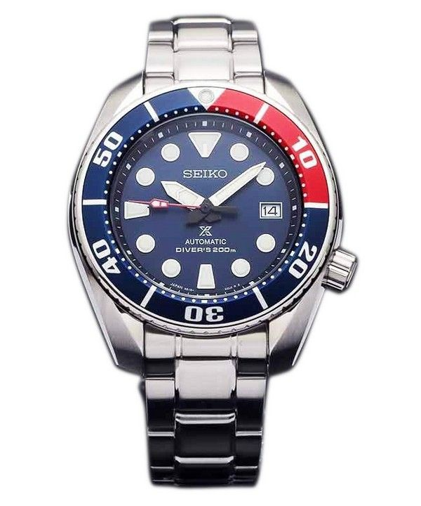 850f486fae9 Seiko Prospex 200M Diver Automatic Japan Made SBDC057 Men s Watch ...