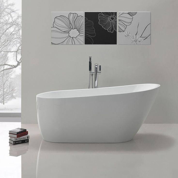 badekar fra megaflis. Celeste torino 6999,-