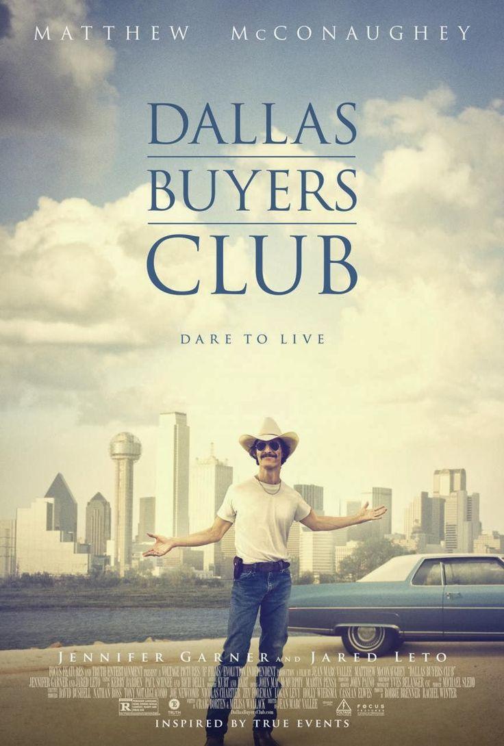 CCL - Cinema, Café e Livros: Clube de Compras Dallas (Dallas Buyers Club)
