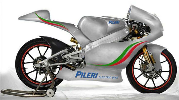 Moto3: Pileri a moto elétrica que quer conquistar o FIM CEV