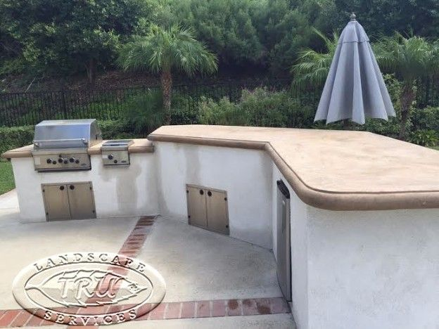 Image Result For Bbq Islands With White Stucco Finish Outdoor Furniture Sets Bbq Island Stucco Finishes