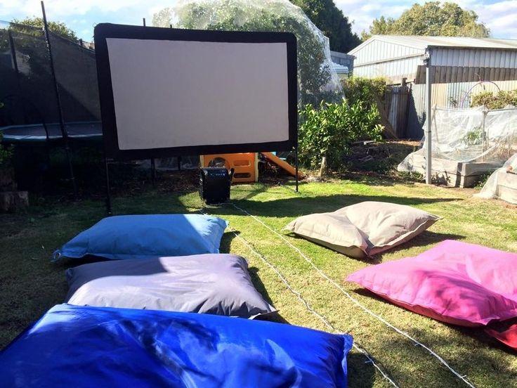 Movies under the Stars Outdoor Cinema - Melbourne's Mobile Backyard Movie nights, Cinema, Melbourne, VIC, 3000 - TrueLocal
