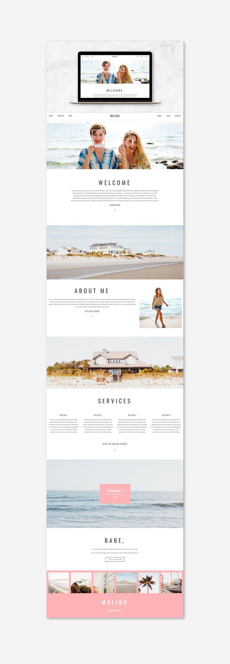 13 Best Shop Squarespace Designs Images On Pinterest