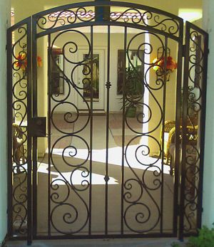 Best 25 Security Gates Ideas On Pinterest