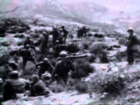 "Korea Battle Footage - ""Reds"" Launch Spring Offensive"", April, May 1951 - https://www.warhistoryonline.com/war-articles/korea-battle-footage-reds-launch-spring-offensive-april-may-1951.html"