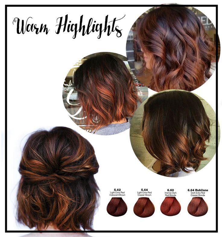 DIY Copper (Tiger Eye) Amber Hairstyle