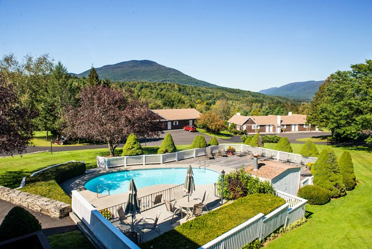 Manchester, Vermont, Hospitality Gem for Sale with 36 guestrooms, sales of $1,000,000.00 and views of the Green Mountains! #innforsale #manchester #VT