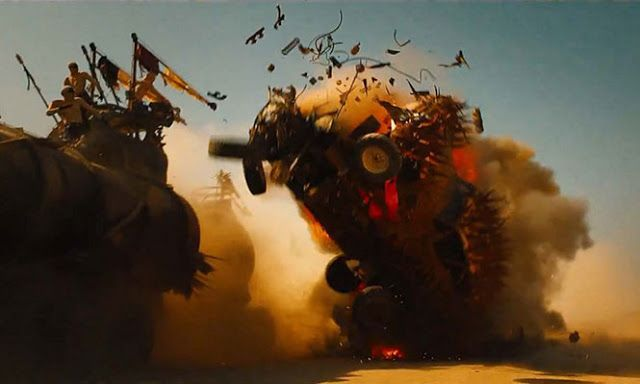 Mad Max: Εκπληκτικά stunts χωρίς οπτικά εφέ (Video)