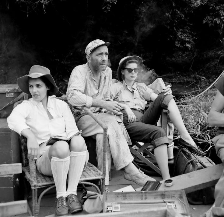 Humphrey Bogart-Lauren Bacall