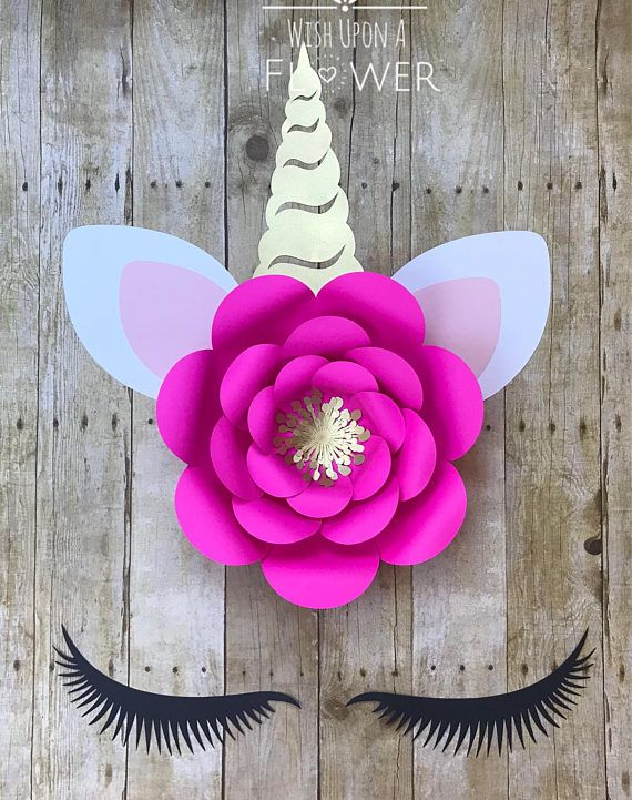 Unicorn Horn Ears Lashes Unicorn Face Unicorn Backdrop Chloe Mae S