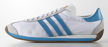 Adidas Country OG trainers reissued in two colourways