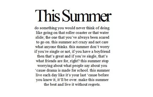 summer summer summer: Summer 2013, Buckets Lists, Summer 2014, Summer 3, Sweet Summertime, Summer Lovin, Summer Quotes, Summer Summer, Summer Time