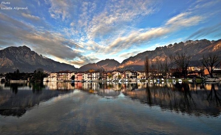 Pescarenico Italy
