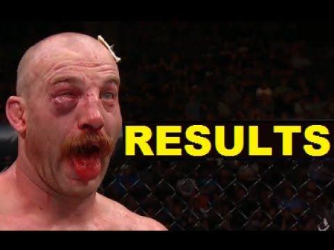 MMA UFC Long Island results, Chris Weidman vs Kelvin Gastelum card