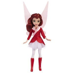 Amazon.com: Disney Fairies Secret of The Wings Fashion Doll - Rosetta: Toys & Games