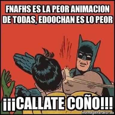 Ríete un rato con estos memes de FNAFHS todos los derechos reservados… #detodo # De Todo # amreading # books # wattpad
