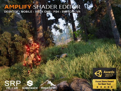 Amplify Shader Editor #tCubedLibrary #PAID #v_UNKNOWN #v_1