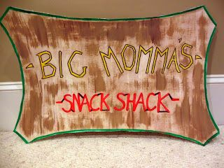 Teen Beach Movie Party-Supplies | spent a lot of time making the sign, but only about $4 on the ...
