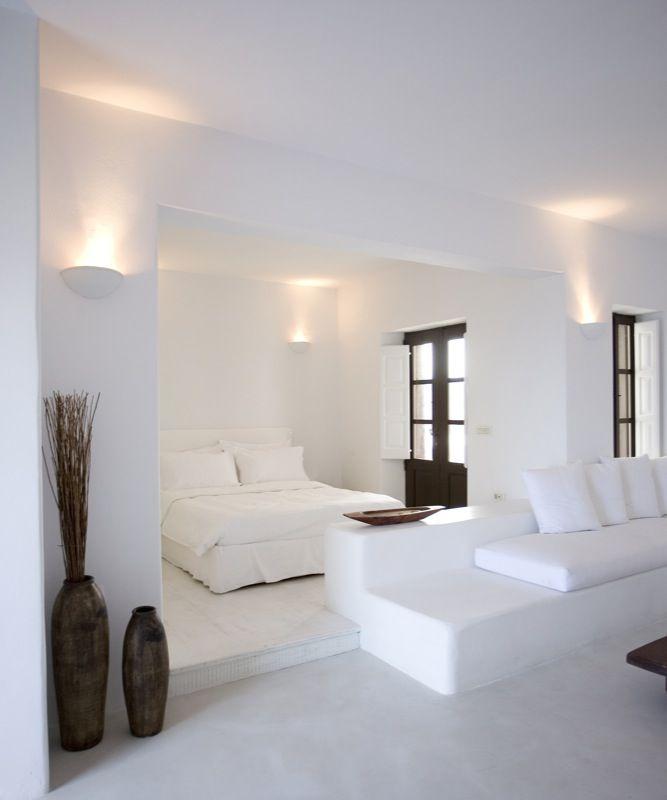 Villa Zaneti of Aenaon Villas, Santorini ... www.aenaonvillas.com ... photo taken by Louisa Nikolaidou