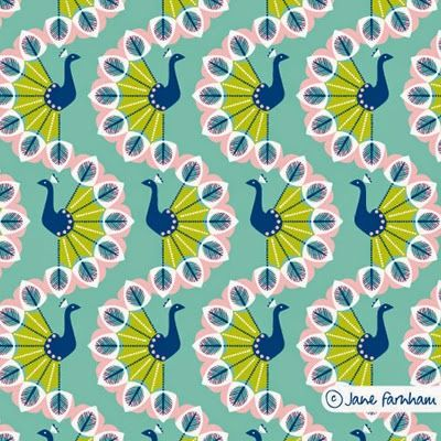 print & pattern: FABRIC PREVIEW - jane farnham
