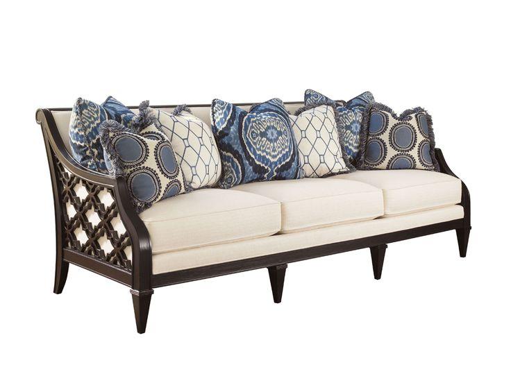 Royal Kahala Bay Club Sofa | Lexington Home Brands