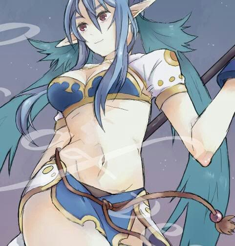 Judith from tales of vesperia hentai