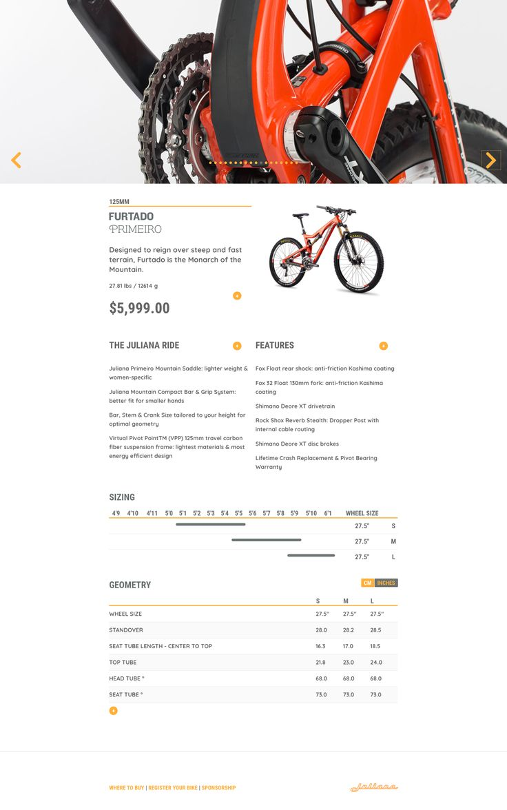 Juliana Bicycles | The Original Women's Mountain Bike