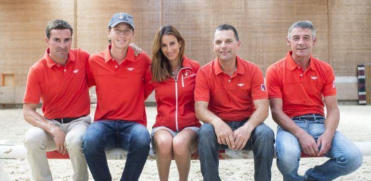 La Suisse qualifiée pour les Jeux olympiques #Hippisme