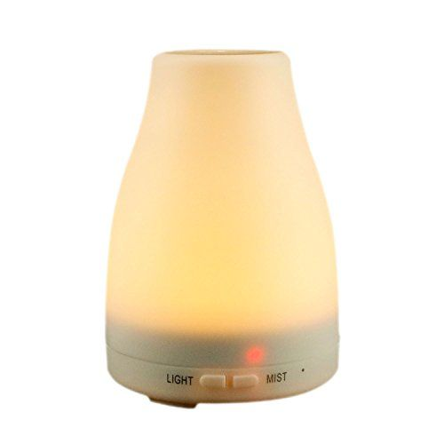 MECO Aromatherapy Essential Oil Diffuser 7 Colors 120 ml Portable Ultrasonic Cool Mist Aroma Humidifier with  sc 1 st  Pinterest & 221 best Aromatherapy images on Pinterest | Colors Diffusers and ... azcodes.com